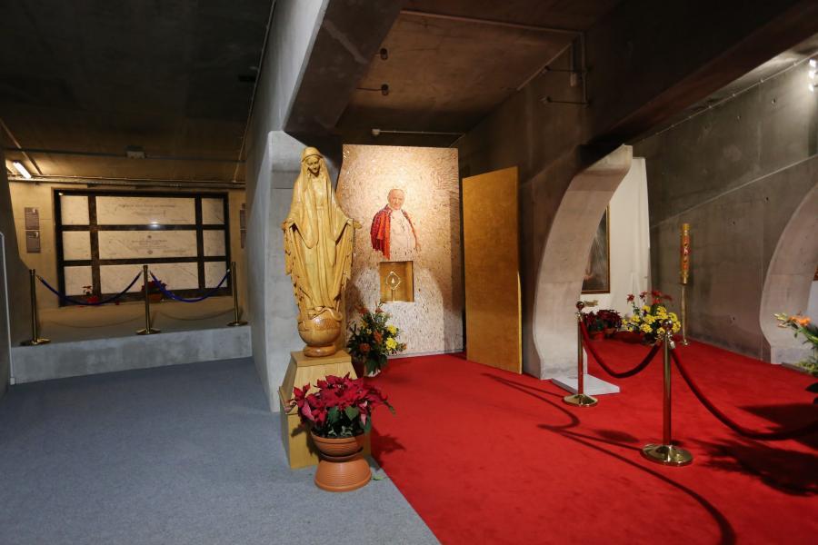 Muzeum Jana Pawła II w Świątyni Opatrzności