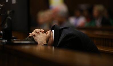 Oscar Pistorius w sądzie