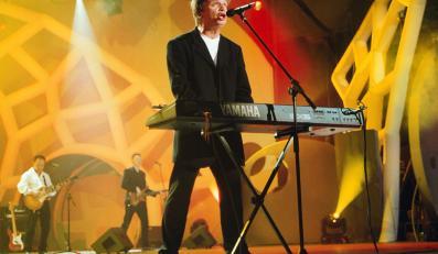 Grzegorz Ciechowski i Republika w 2001 roku