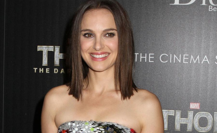 Natalie Portman dziękuje Sławomirowi Idziakowi za współpracę przy \