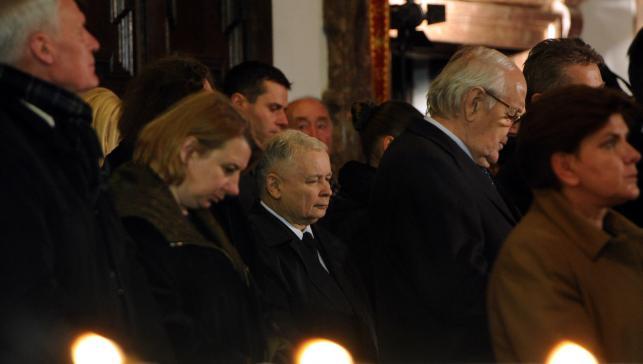 Msza w intencji ofiar katastrofy smoleńskiej