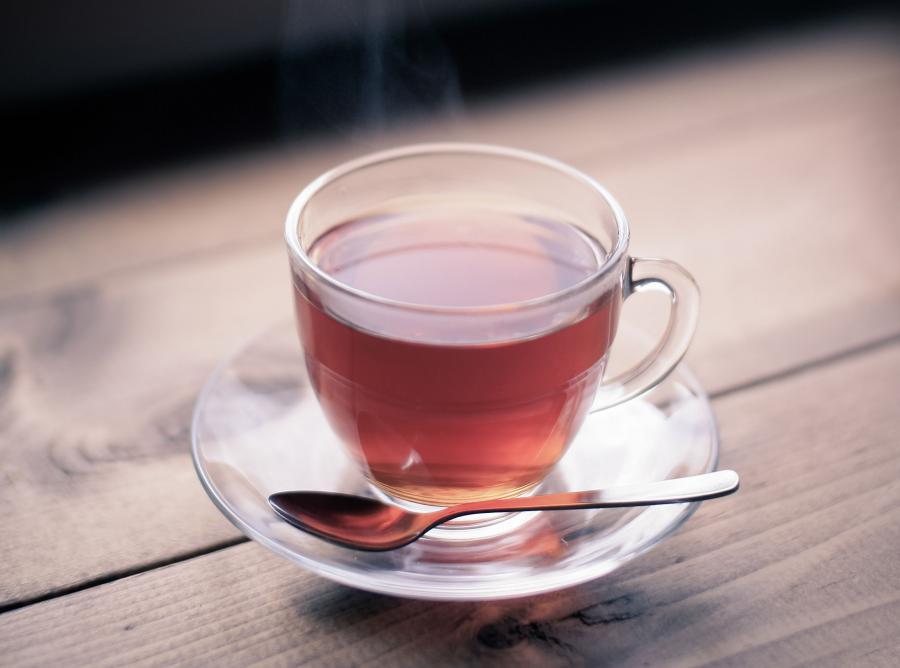 1. Pij herbatę z żeń-szeniem