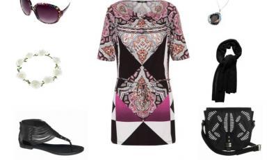Moda na etno - STYLIZACJE na wiosnę i lato 2014
