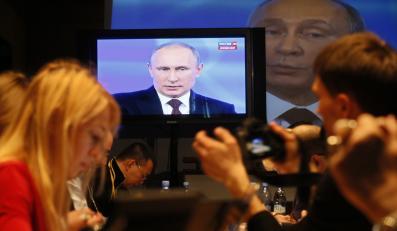Konferencja Władimira Putina