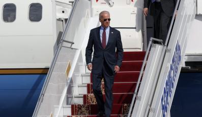 Wiceprezydent USA Joe Biden na Ukrainie