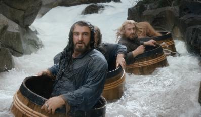 """""""Hobbit: Pustkowie Smauga"""" – trzygodzinne preludium do będącego zwieńczeniem trylogii """"Tam i z powrotem"""""""