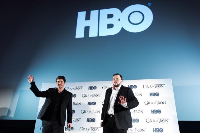 """John Bradley i Daniel Portman z """"Gry o tron"""" w Polsce"""