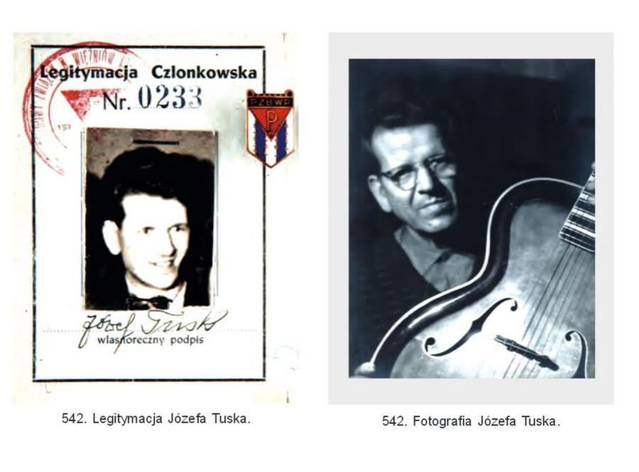 Tak wyglądał Józef Tusk. Pamiątki trafiły na aukcję