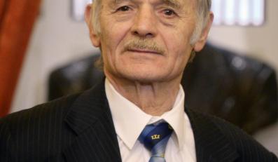 Mustafa Dżemilew, laureat Nagrody Solidarności