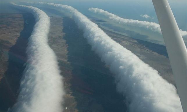 TOP 6: Zdumiewające zjawiska atmosferyczne