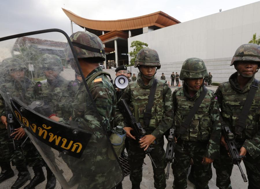 Armia przejęła władzę w Tajlandii