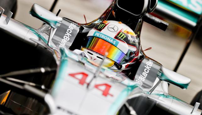 Lewis Hamilton najszybszy na pierwszym treningu przed GP Monaco