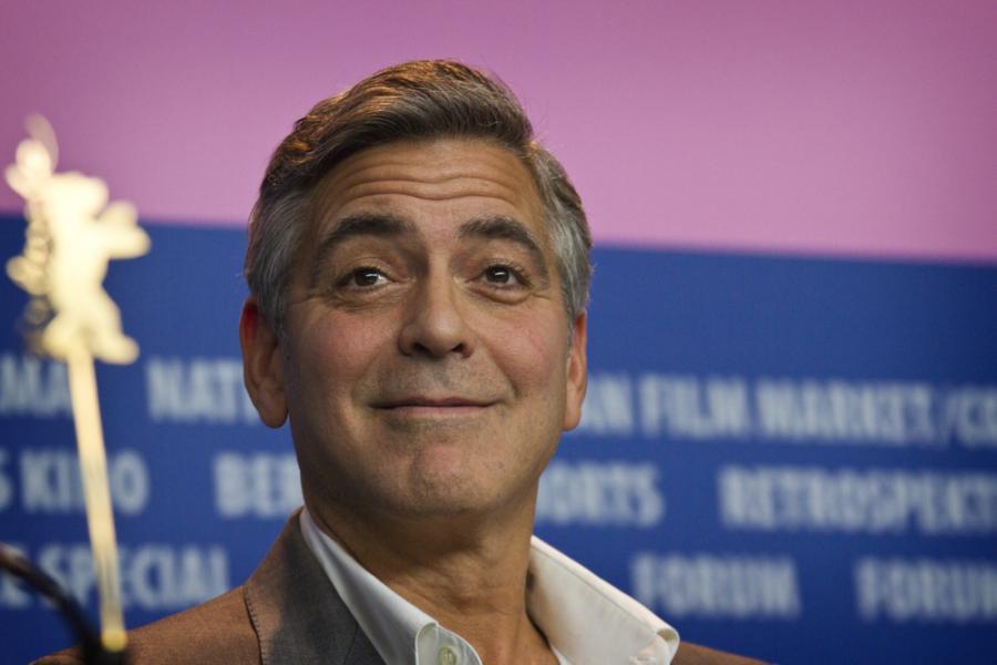 George Clooney chce być tatą