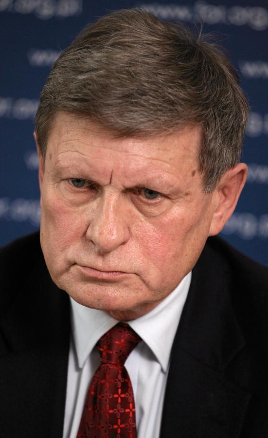 Profesor Leszek Balcerowicz
