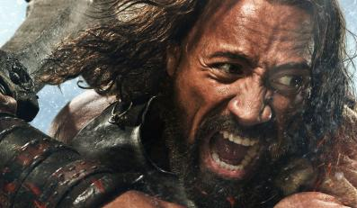 "Dwayne Johnson w filmie ""Hercules"""