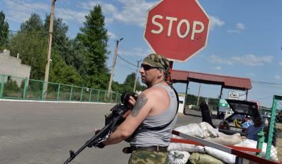 Ukraina separatyści