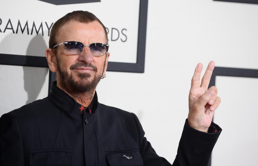 Ringo Starr wziął udział w kampanii nowej kolekcji Johna Varvatosa
