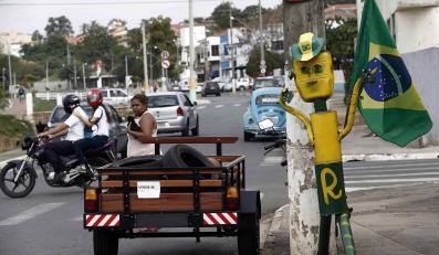 Brazylia żyje mundialem. Zaczyna się święto futbolu