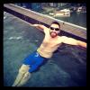 Hugh Jackman zrelaksowany na zdjęciu ze swojego profilu na Instagramie