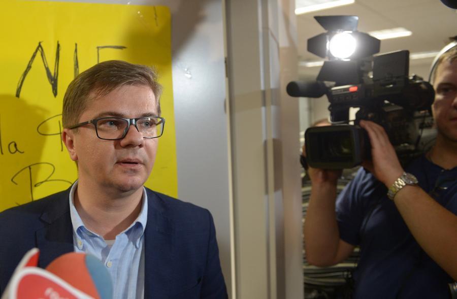 Sylwester Latkowski, redaktor naczelny \