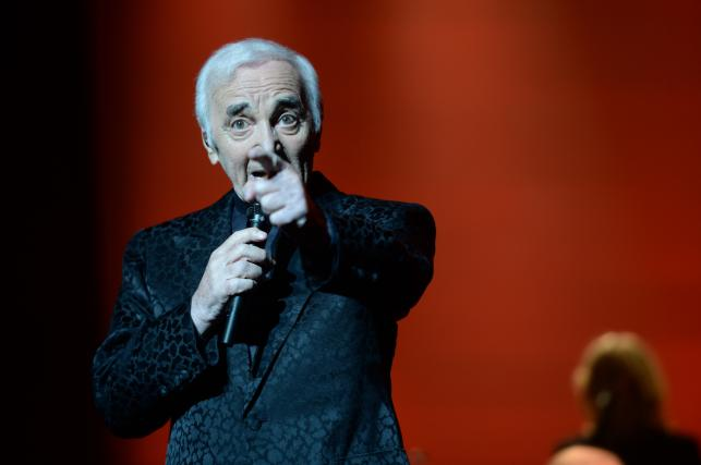 Charles Aznavour wystąpił w Polsce