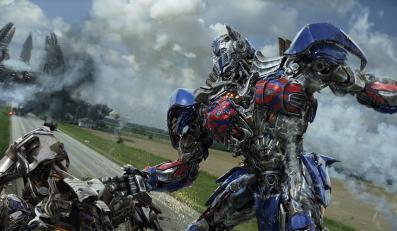"""""""Transformers: Wiek zagłady"""" bije kolejne rekordy"""