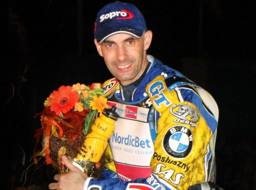Tomasz Gollob mistrzem świata