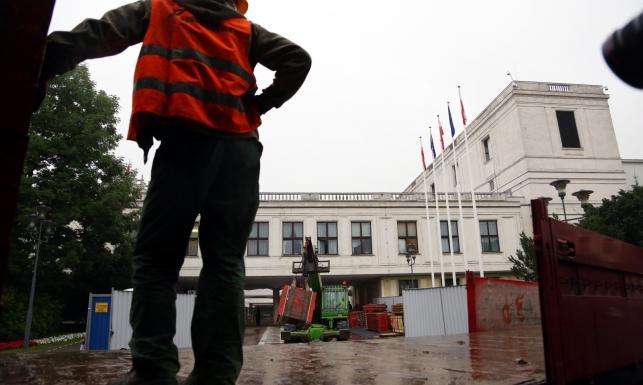 Wielki remont w Sejmie za miliony złotych. Będzie tajna sala obrad, centrum operacyjne... GALERIA