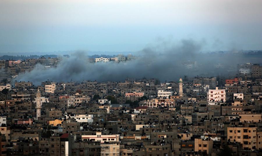 Ataki na Strefę Gazy