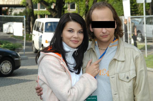 Dariusz K. i Edyta Górniak