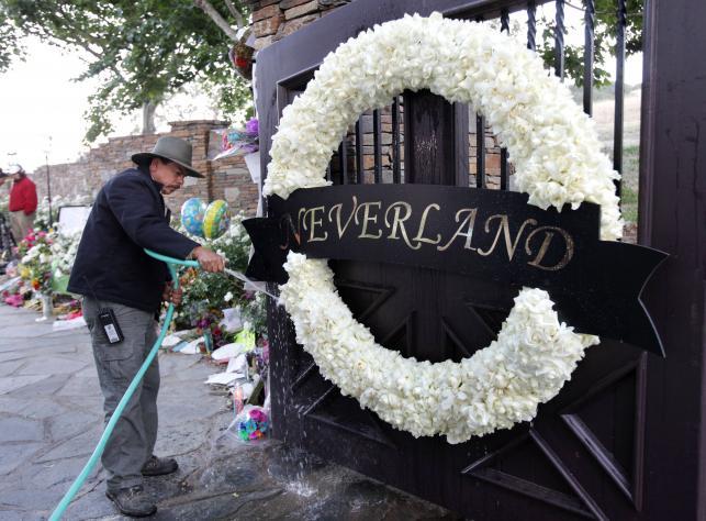 Neverland, czyli posiadłość Michaela Jacksona