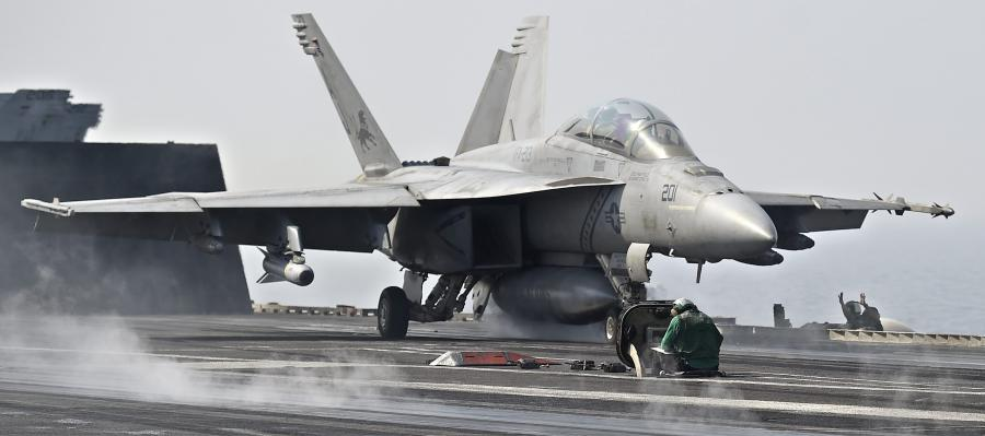 Amerykański F/A-18 Hornet