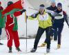 Łukaszenka lubi zimowe sporty