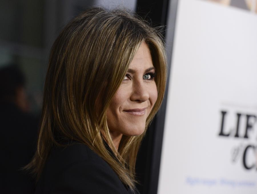 Jennifer Aniston chce organizować przyjęcia