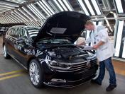 Volkswagen już produkuje nowego passata. ZDJĘCIA