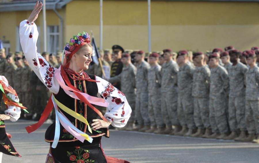 Rozpoczęcie ćwiczeń NATO