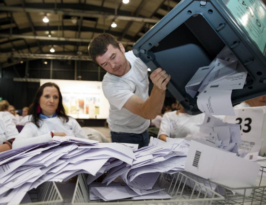 Referendum w Szkocji