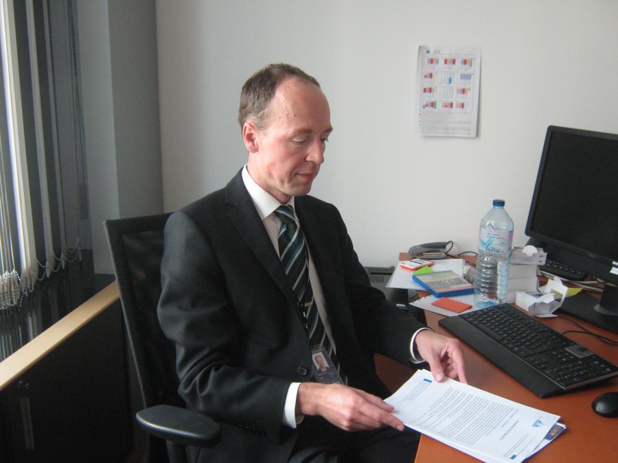 Jussi Halla-aho, fiński eurodeputowany z frakcji chadeckiej