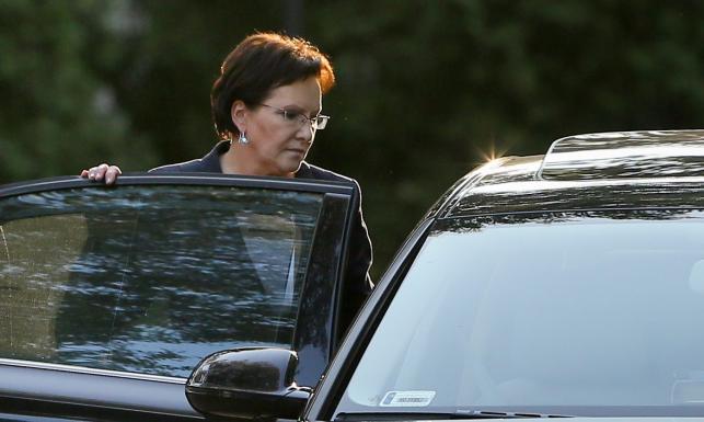 Premier Kopacz blednie! Zobacz samochody ministrów nowego rządu. ZDJĘCIA