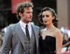 """Lily Collins i Sam Claflin na premierze """"Love, Rosie"""" w Rzymie"""