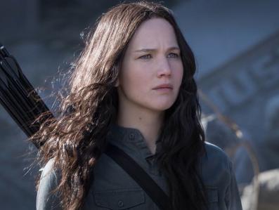 Katniss Everdeen jest w niebezpieczeństwie!