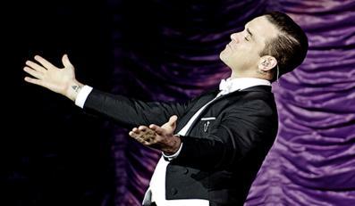 """Robbie Williams zapowiada """"Let Me Entertain You Tour"""""""