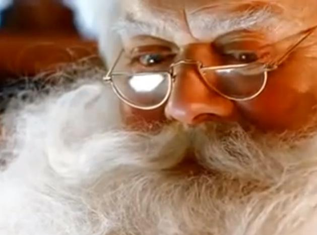 Święty Mikołaj z reklam Coca-Coli