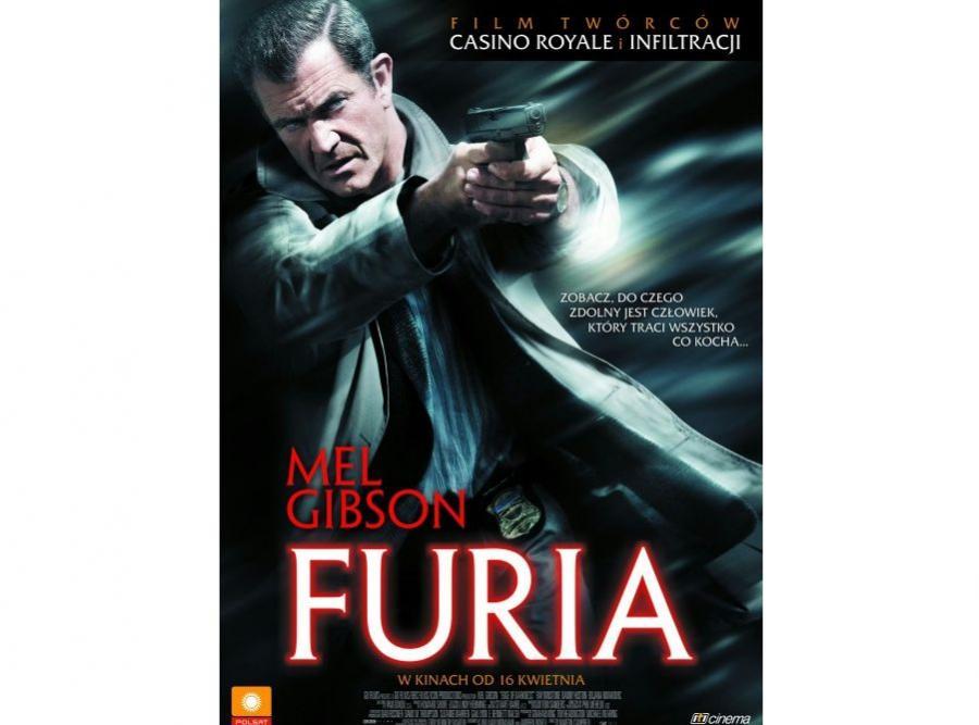 """Furia"" z Melem Gibsonem - recenzja"