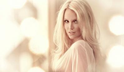 """Britney w reklamie swojej bielizny """"Intimate Britney Spears"""""""