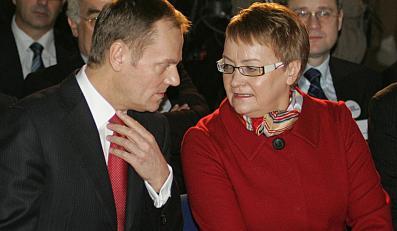 Premier jest za kobietami, ale...nie cała PO