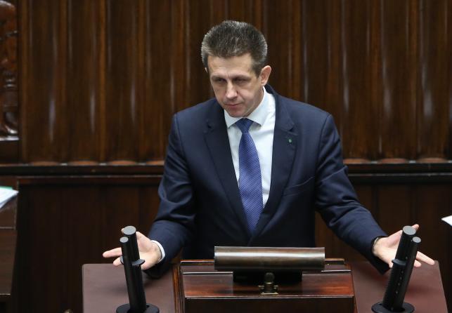 Jan Bury (PSL). Debata nad wnioskiem PiS o odwołanie Radosława Sikorskiego z funkcji marszałka Sejmu