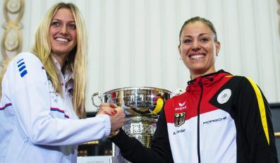 Niemieckie tenisistki piękniejsze od Czeskich