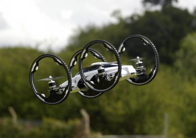 Dziennik.pl: Ktoś zainteresował się na poważnie produkcją latającego samochodu?