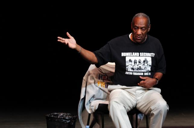 10 porażek roku 2014: Oskarżony Bill Cosby